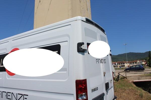 7#5849 Furgone Iveco in vendita - foto 7