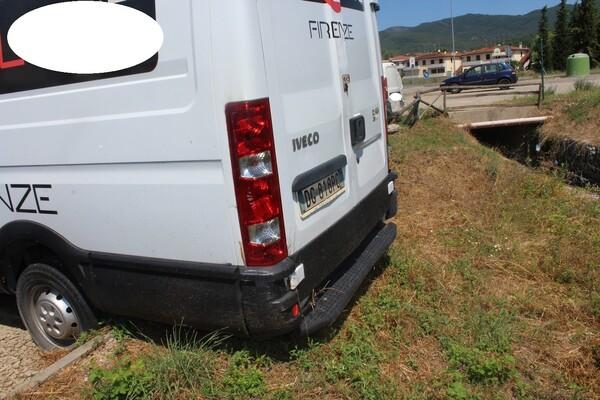 7#5849 Furgone Iveco in vendita - foto 8