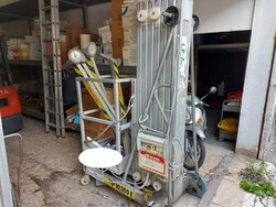 Ponteggio idraulico carrellato Faraone - Lotto 1 (Asta 5851)