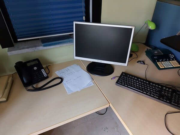 6#5851 Arredi e attrezzature da ufficio in vendita - foto 30