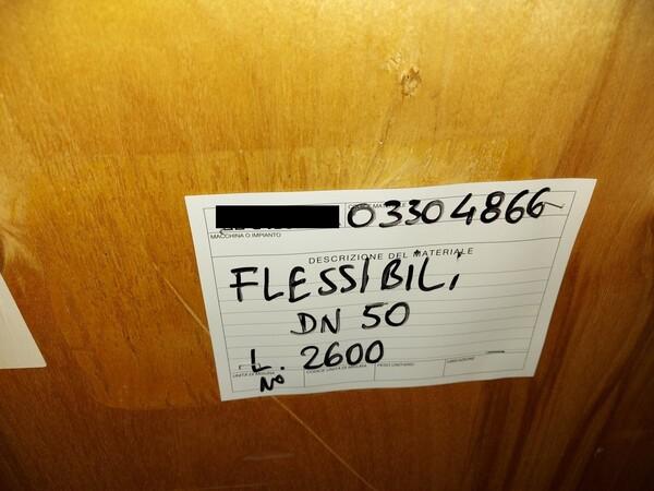 1#5853 Tubazioni flessibili in vendita - foto 10