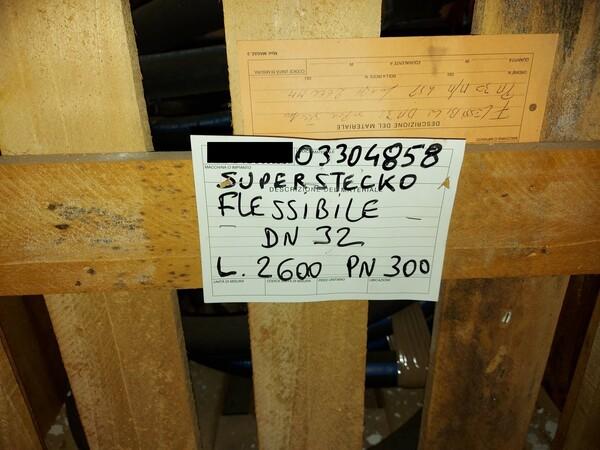 1#5853 Tubazioni flessibili in vendita - foto 17