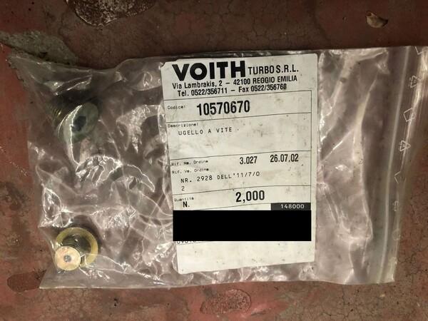 12#5853 Ricambi per giunti Akwafil e Voith in vendita - foto 4
