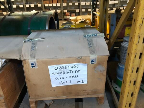 12#5853 Ricambi per giunti Akwafil e Voith in vendita - foto 7