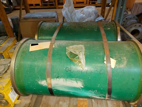 16#5853 Ricambi per impianti trattamento carbone in vendita - foto 10