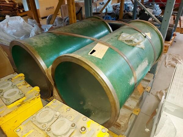 16#5853 Ricambi per impianti trattamento carbone in vendita - foto 11