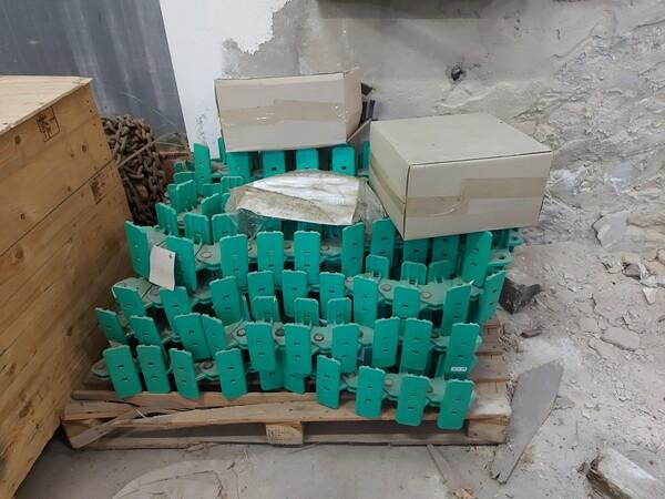 28#5853 Materiale elettrico in vendita - foto 7