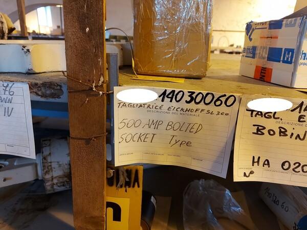 28#5853 Materiale elettrico in vendita - foto 19