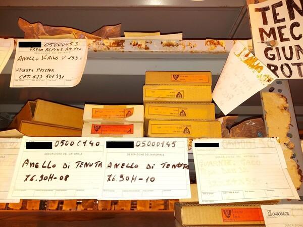 3#5853 Guarnizioni in vendita - foto 15