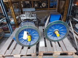 Electric engines - Lot 4 (Auction 5853)
