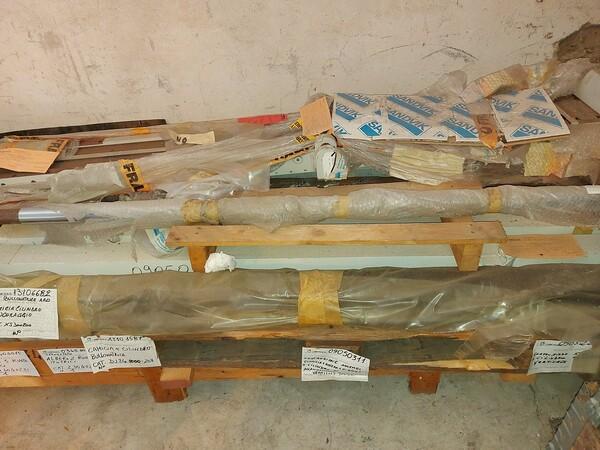 8#5853 Ricambi bullonatrice ARO in vendita - foto 1
