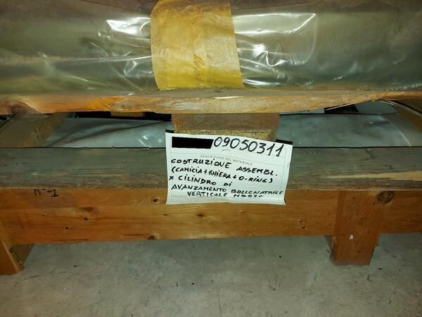 8#5853 Ricambi bullonatrice ARO in vendita - foto 2