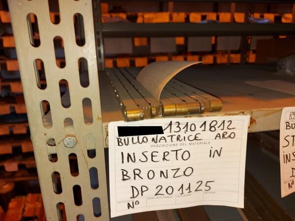 8#5853 Ricambi bullonatrice ARO in vendita - foto 6