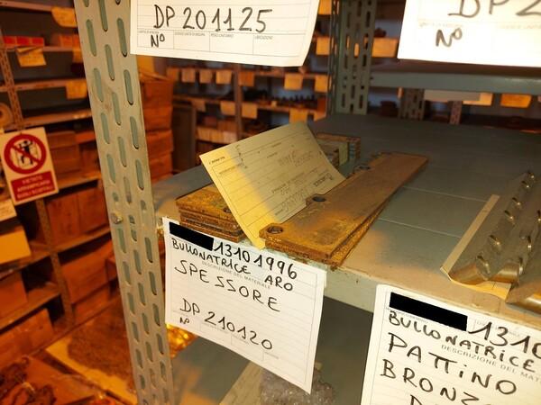 8#5853 Ricambi bullonatrice ARO in vendita - foto 8