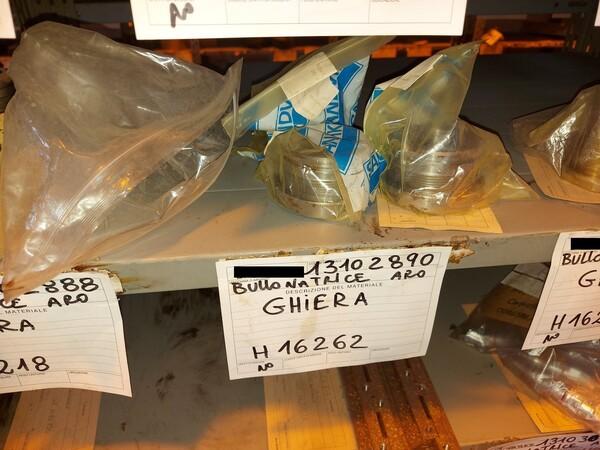 8#5853 Ricambi bullonatrice ARO in vendita - foto 13