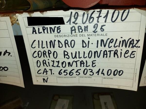 8#5853 Ricambi bullonatrice ARO in vendita - foto 16