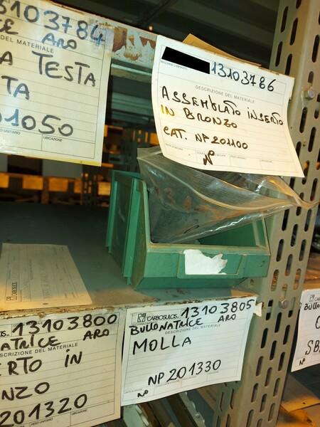 8#5853 Ricambi bullonatrice ARO in vendita - foto 19
