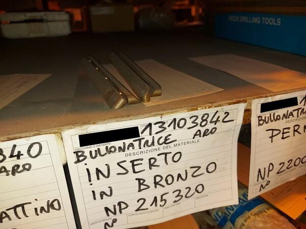 8#5853 Ricambi bullonatrice ARO in vendita - foto 20