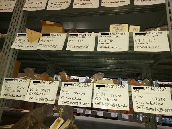9#5853 Ricambi per tagliatrici Joy in vendita - foto 1