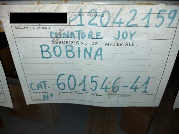 9#5853 Ricambi per tagliatrici Joy in vendita - foto 3