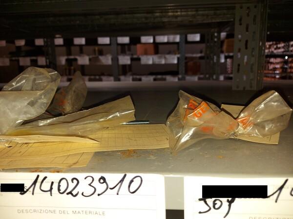 9#5853 Ricambi per tagliatrici Joy in vendita - foto 7