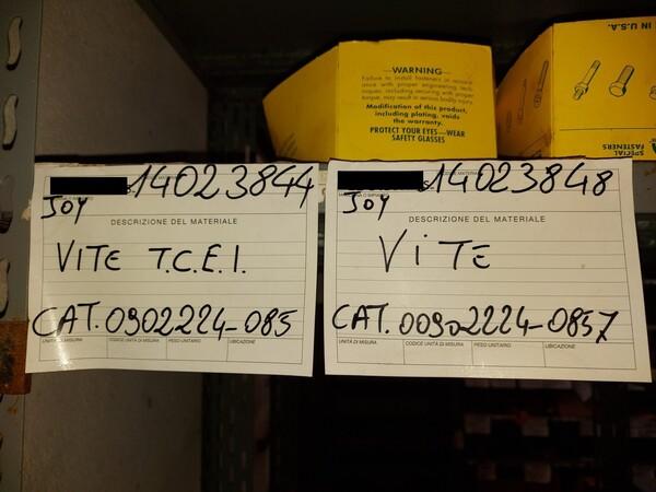 9#5853 Ricambi per tagliatrici Joy in vendita - foto 9