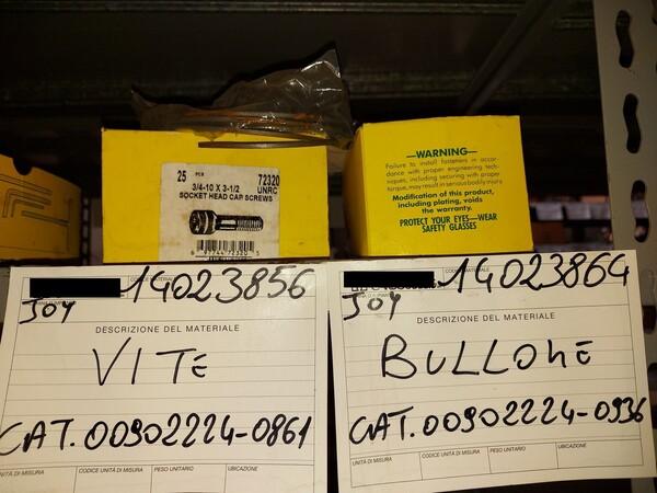 9#5853 Ricambi per tagliatrici Joy in vendita - foto 11