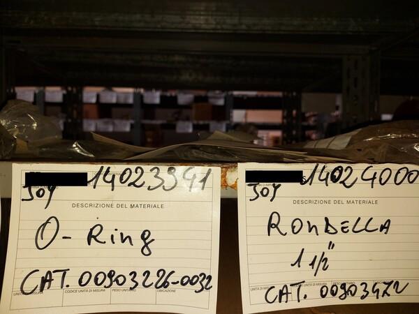 9#5853 Ricambi per tagliatrici Joy in vendita - foto 13