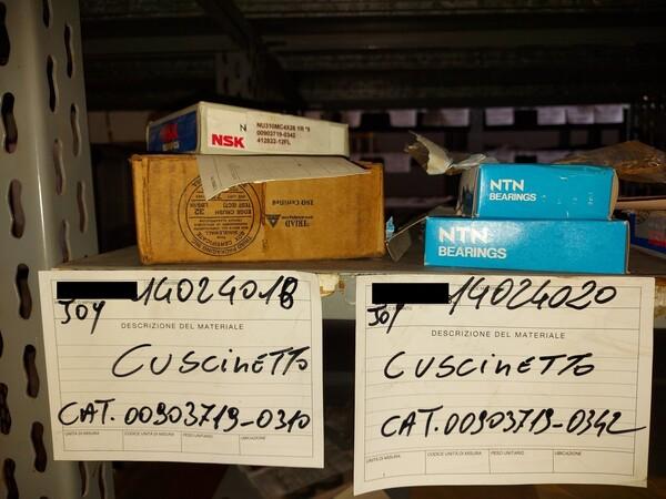 9#5853 Ricambi per tagliatrici Joy in vendita - foto 15