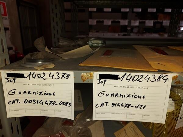 9#5853 Ricambi per tagliatrici Joy in vendita - foto 20