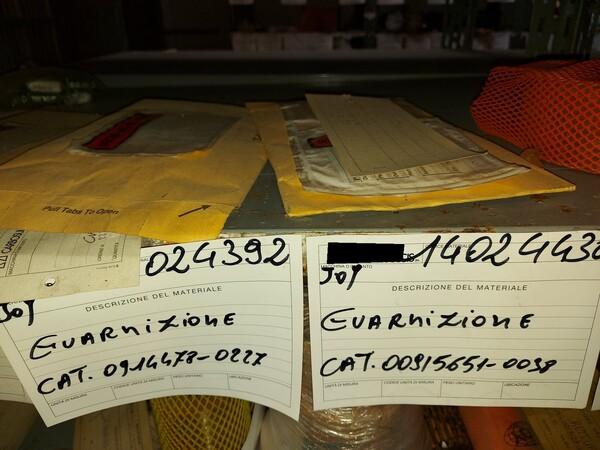 9#5853 Ricambi per tagliatrici Joy in vendita - foto 21