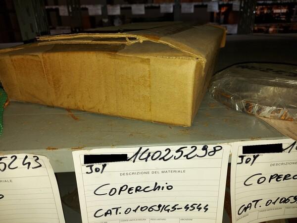 9#5853 Ricambi per tagliatrici Joy in vendita - foto 23