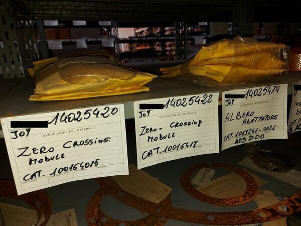 9#5853 Ricambi per tagliatrici Joy in vendita - foto 26