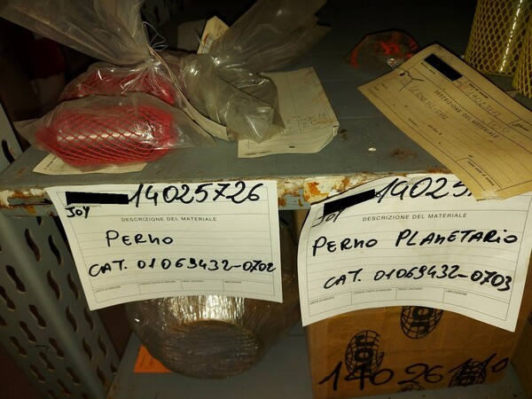 9#5853 Ricambi per tagliatrici Joy in vendita - foto 29