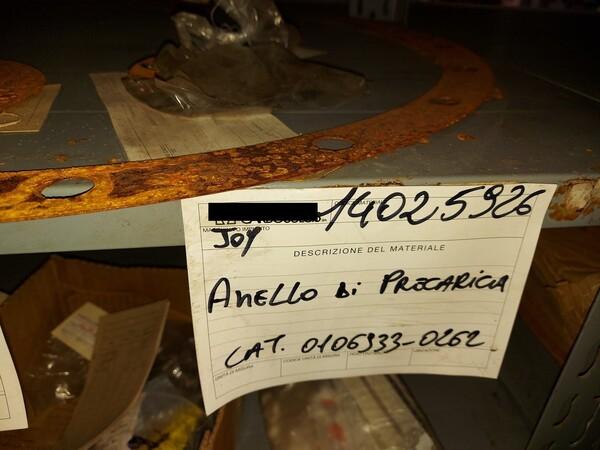 9#5853 Ricambi per tagliatrici Joy in vendita - foto 34