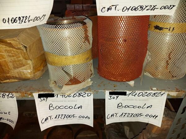 9#5853 Ricambi per tagliatrici Joy in vendita - foto 52