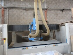 Polar machining center cn - Lot 10 (Auction 5855)