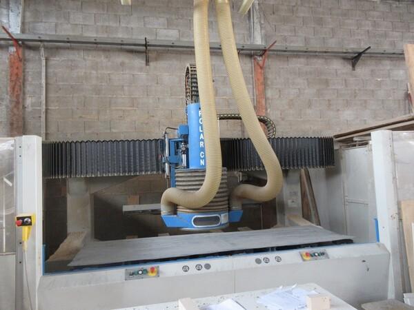 10#5855 Centro di lavoro Polar cn in vendita - foto 1