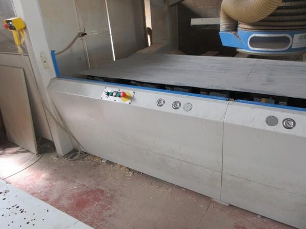 10#5855 Centro di lavoro Polar cn in vendita - foto 10
