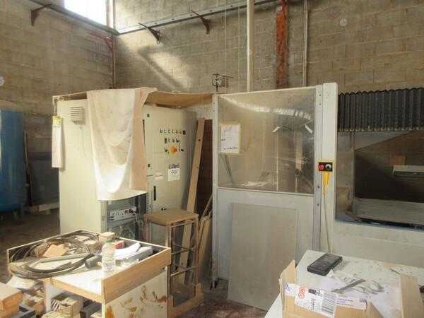 10#5855 Centro di lavoro Polar cn in vendita - foto 18