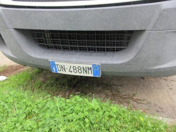 11#5855 Autocarro Iveco in vendita - foto 2