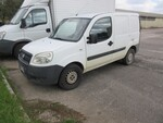 Furgone Fiat Doblo' multijet - Lotto 12 (Asta 5855)