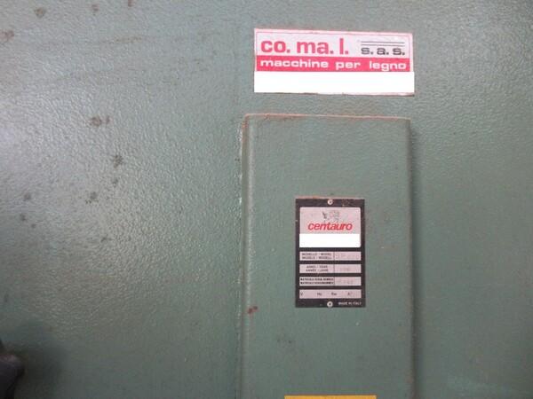 3#5855 Sega a nastro Centauro e calibratrice Scm in vendita - foto 3