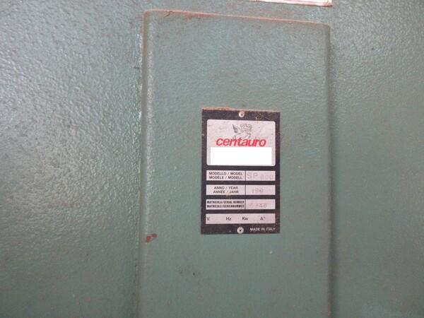 3#5855 Sega a nastro Centauro e calibratrice Scm in vendita - foto 4