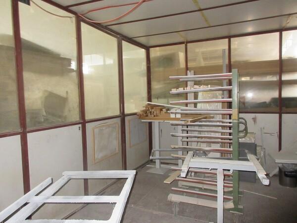 5#5855 Impianto aerazione e cabina verniciatura in vendita - foto 11