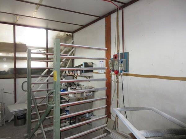 5#5855 Impianto aerazione e cabina verniciatura in vendita - foto 12
