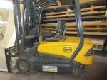 OM electric forklift - Lot 6 (Auction 5855)