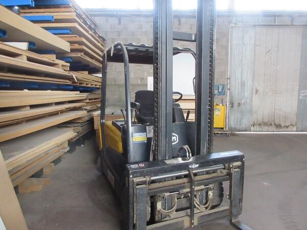 6#5855 Carrello elevatore elettrico OM in vendita - foto 8