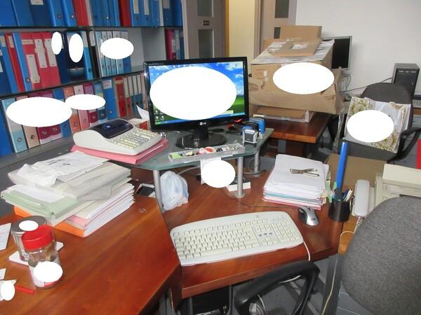 7#5855 Attrezzature da officina e ufficio in vendita - foto 47