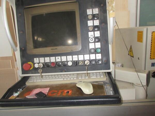 8#5855 Sezionatrice Scm in vendita - foto 13
